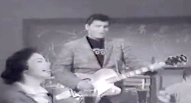 Ritchie Valens: 'Come on, let's go!' (music video 1958 ...