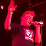 Thumbnail image for NSFW Video: Jello Biafra and Napalm Death 'Nazi Trumps F Off!'