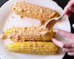 Thumbnail image for Finally a legit recipe video for 'Mexican Street Corn' aka elotes