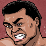 Thumbnail image for Tribute to The Greatest: Muhammad Ali (toon)