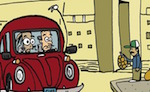 Thumbnail image for La Cucaracha: Immigrants are disrupting the local economy (toon)