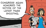 Thumbnail image for La Cucaracha: NRA-approved Congressional moment of silence (toon)
