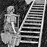 Thumbnail image for From the Library of Congress: The sky is now her limit (1920 toon)