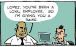 Thumbnail image for La Cucaracha: The economy keeps on trickling down (toon)