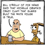 Thumbnail image for La Cucaracha: History is hard! Part II (toon)