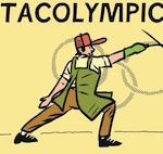 Thumbnail image for La Cucaracha: It's Fencing Day at the Tacolympics (toon)