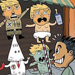 Thumbnail image for What do Mexicans think of Donald Trump? (toon)