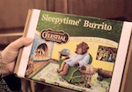 Thumbnail image for Too manly for Sleepytime® Tea? Try the Sleepytime® Burrito! (video)