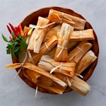 Thumbnail image for Mexican food without those Mexicans: Tamales, $110, delivered