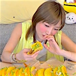 Thumbnail image for It's Taco Bell Tuesday in Japan with Yuka Kinoshita (video)