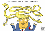 Thumbnail image for Donald Trump's positions are abundantly clear (toon)