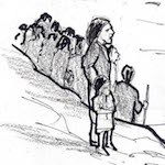 Thumbnail image for In The Dakotas, the White Man keeps his promises to NDNs (toon)