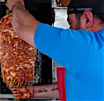 Thumbnail image for Can you show us, Salvador, how you make tacos al pastor? (video)