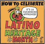 Thumbnail image for La Cucaracha: Put the Hispaño back in Hispanic Heritage Month (toon)