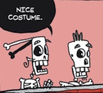 Thumbnail image for La Cucaracha: What's your Halloween costume? (toon)