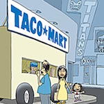 Thumbnail image for La Cucaracha: Happy National Taco Day – The Taco Cart Guy (2003 toon)