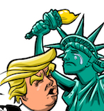 Thumbnail image for Toons Times Two: Lady Liberty Stars in 'GOTCHA!'