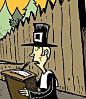 Thumbnail image for La Cucaracha: We Remember Ye Second Thanksgiving (2007 toon)