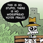 Thumbnail image for La Cucaracha: Day of the Dead Man Voting (toon)