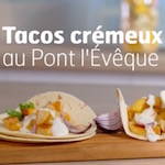 Thumbnail image for From France: Creamed potatoes, red onions, and cheese 'tacos' (video)