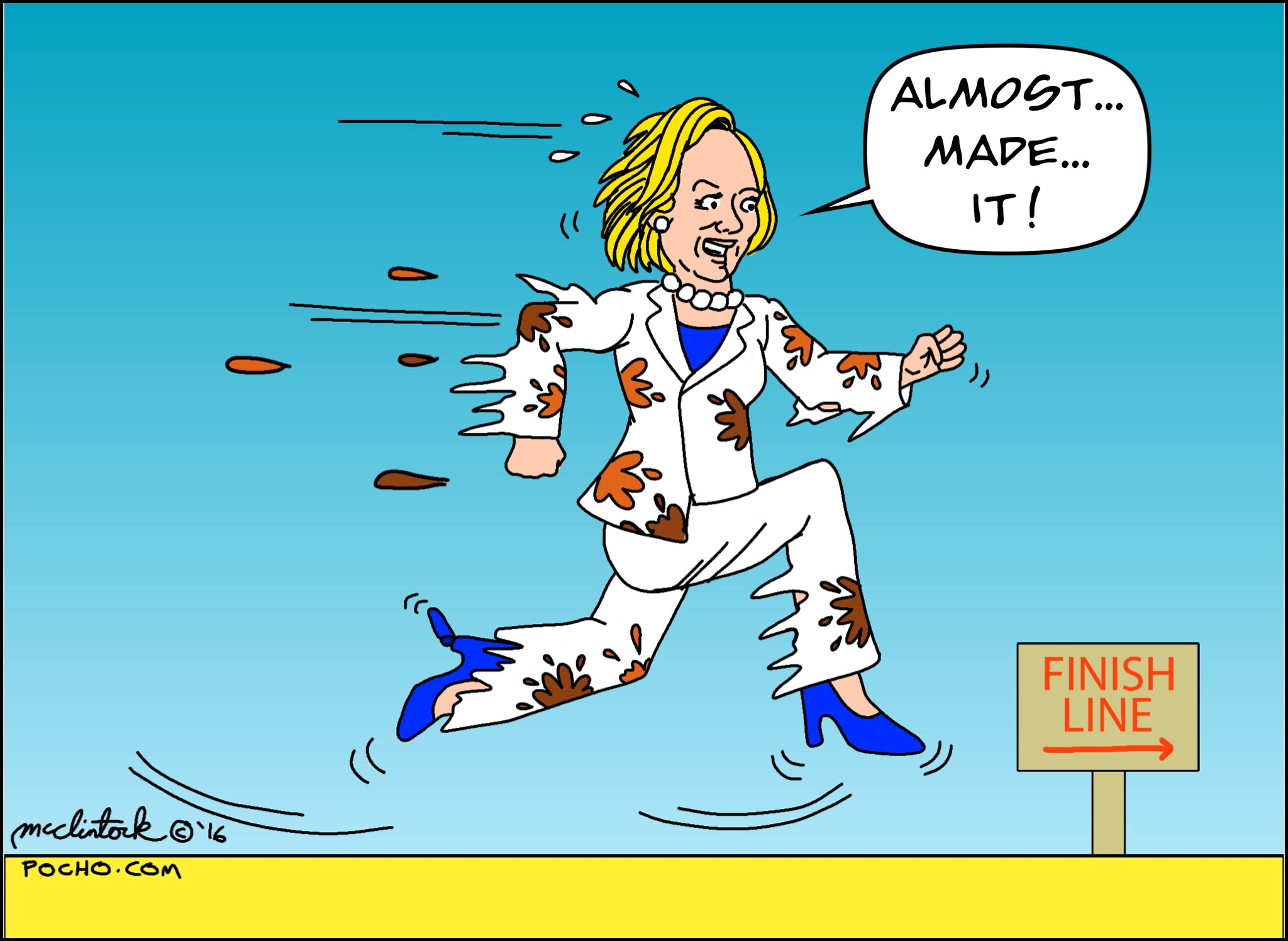 hillaryfinishline