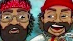 Thumbnail image for Cheech and Chong Xmas Classic: 'Police got my car!' (NSFW video)
