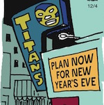 Thumbnail image for La Cucaracha: What are you doing New Year's Eve? (toon)