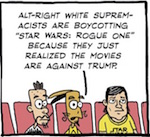 Thumbnail image for La Cucaracha: Why do Trumpers hate 'Star Wars' so much? (toon)