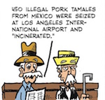 Thumbnail image for La Cucaracha: Mexemergency closes Terminal 5 at LAX (toon)