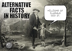 Thumbnail image for POCHO History 101: Alternative Facts by George Washington (toon)