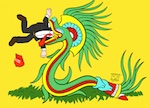 Thumbnail image for Quetzalcoatl says: 'Resist!' (toon)