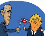 Thumbnail image for Are you prepared for 'the peaceful transfer of power'? (toon)