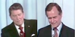 Thumbnail image for Ronald Reagan, George H.W. Bush debate immigration (1980 video)