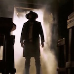 Thumbnail image for Swinging saloon doors lead a cowboy to his destiny in 'La Bota' (video)