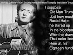 Thumbnail image for That time Woody Guthrie wrote a song about the Trumps (videos)