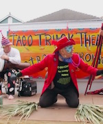 Thumbnail image for NOLA 3/5/2017: No person is 'illegal' says Taco Truck Theater (video)