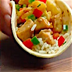 Thumbnail image for From England: Chicken teriyaki tacos with pineapple salsa (video)