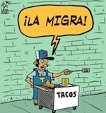 Thumbnail image for La Cucaracha: Why is the taco cart guy pro-science? (toon)