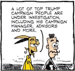 Thumbnail image for La Cucaracha: Trump staffers are here today, gone tomorrow (toon)