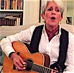 Thumbnail image for 1960s folk legend Joan Baez is back: 'Nasty Man' (video)