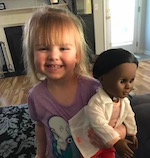 Thumbnail image for Kids aren't born racist. Hate is something they learn (photo)