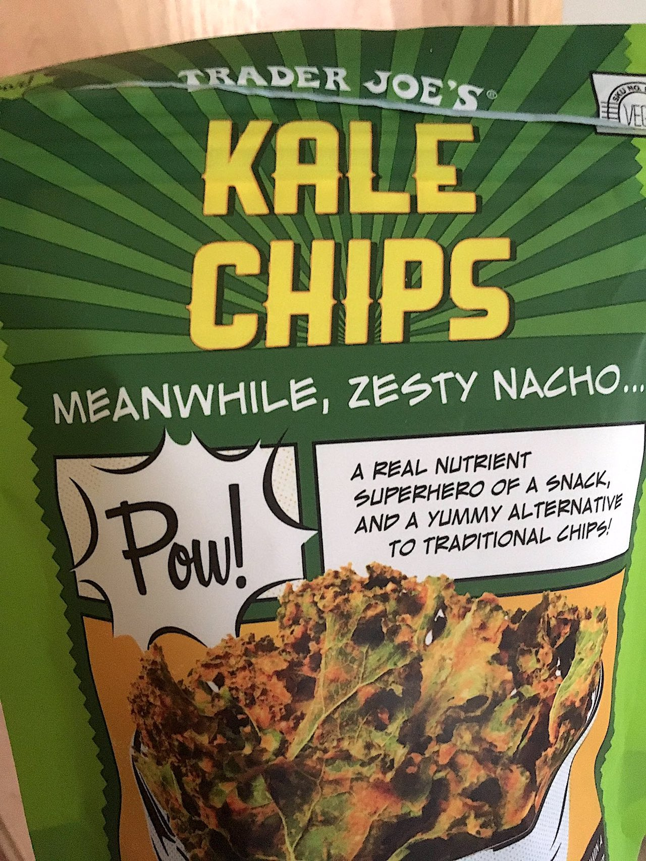how to make nacho flavored kale chips