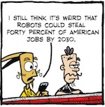 Thumbnail image for La Cucaracha: Could robots replace you at your job? (toon)