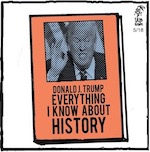 Thumbnail image for La Cucaracha: 'The History of the Jackson Family', by D. Trump (toon)