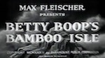 Thumbnail image for Brown Betty Boop and Bimbo the Dog: 'Bamboo Isle' (1932 video)