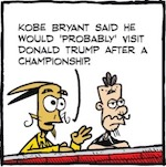 Thumbnail image for La Cucaracha: Win a championship, visit the White House? (toon)
