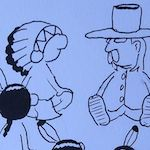 Thumbnail image for Custer's Last Cabinet Meeting (toon)