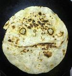 Thumbnail image for Does this tortilla have a message for me? (photo)