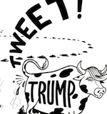Thumbnail image for Donald Trump leaves his mark on America (toon)