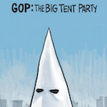Thumbnail image for The Republican (Grand Old) Party is 'The Big Tent Party' (toon)